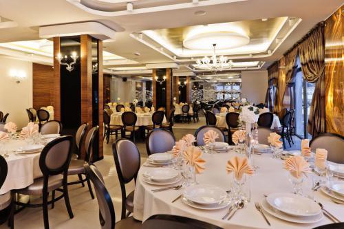 Restauracja w JasminComplex